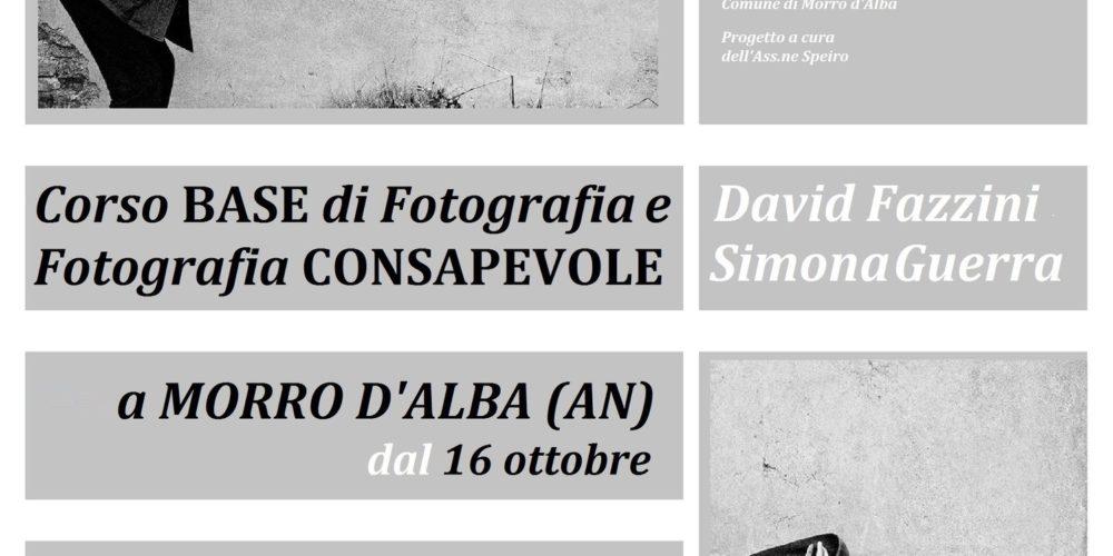CORSO DI FOTOGRAFIA E FOTOGRAFIA CONSAPEVOLE
